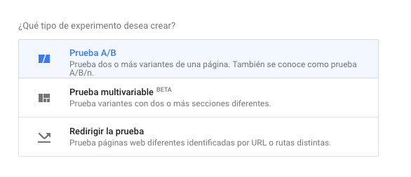 tipo-experimentos-google-optimize-tag-manager-marcusrb